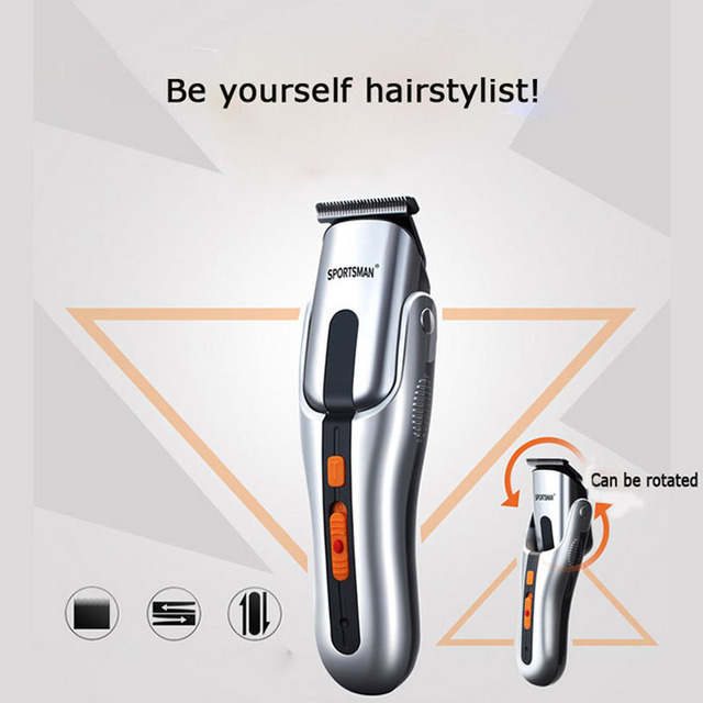 Adjustable Nose Trimmer Ear Nose Hair Remover Eyebrow Temple Hair Shaver 4 In1 Electric Trimmer Razor Mechine Cutter Men Tool
