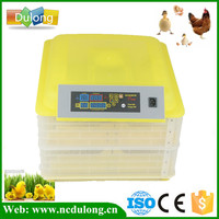 Top Selling High Quality Full Automatic 96 Mini Chicken Egg Incubator With High Hatching Rate