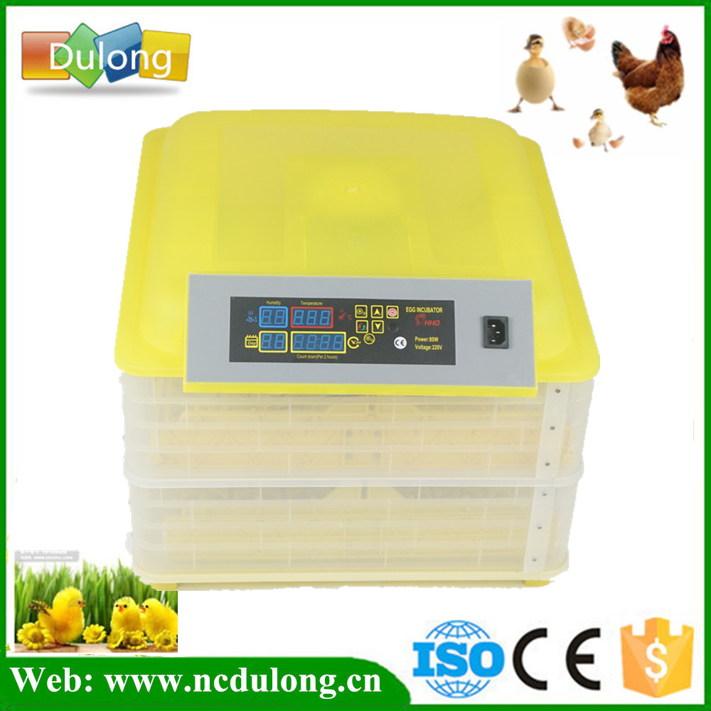 top selling high quality full automatic 96 mini chicken egg incubator with high hatching rate top high speed full teeth piston