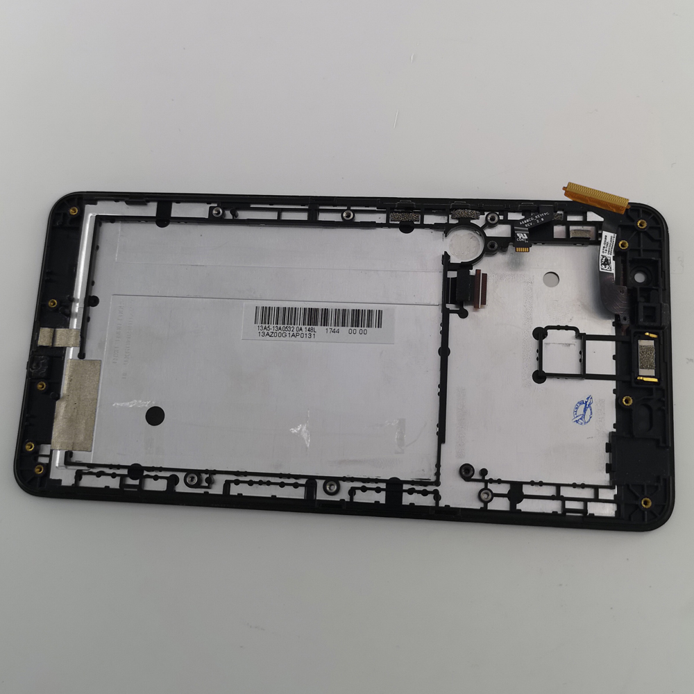 6 inch LCD Display Touch Screen Digitizer Full Assembly+Frame For Asus Zenfone 6 A600CG A601CG T00G