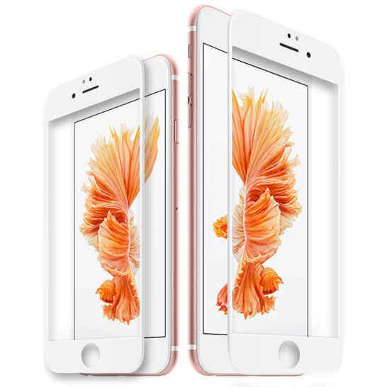 3D كامل غطاء الزجاج المقسى ل فون 5 6 6 s 7 8 زائد الزجاج واقي للشاشة