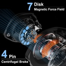 KastKing Royale Legend Baitcasting Casting Fishing Reel Magnetic and Centrifugal Dual Brake