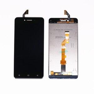 Image 3 - Originale 5.0 pollici Per Oppo A37 LCD Display Touch Screen Digitizer Assembly Mobile Accessori Nero Bianco Nero con i regali