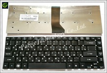 Russian Keyboard for Acer Aspire 3830 3830G 3830T 3830TG 4830 4830G 4830T 4830TG V3-471 4755 4755g RU RU Black