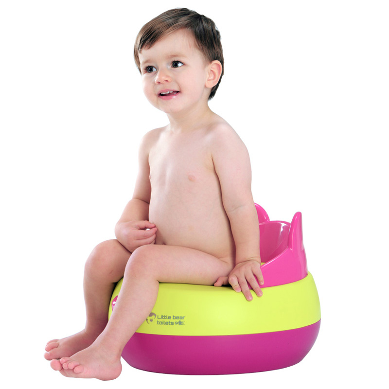 2016 New High Capacity Children Portable Toilet Seat Urinal Potty Baby Comfortable Potties Urine Leak Proof Training Toilet hot sale lovely baby children toilet baby drawer type bedpan children urinal potty training baby toilet soft stable stool seat