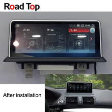 "10.25 ""Android car multimedia Radios Stereo audio video GPS navegación unidad principal pantalla Monitores para BMW e81 e82 e87 e88 2005-2012"