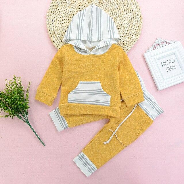 Newborn Outfit Verjaardag Tops Bebek Giyim Infant Boy Girl Long