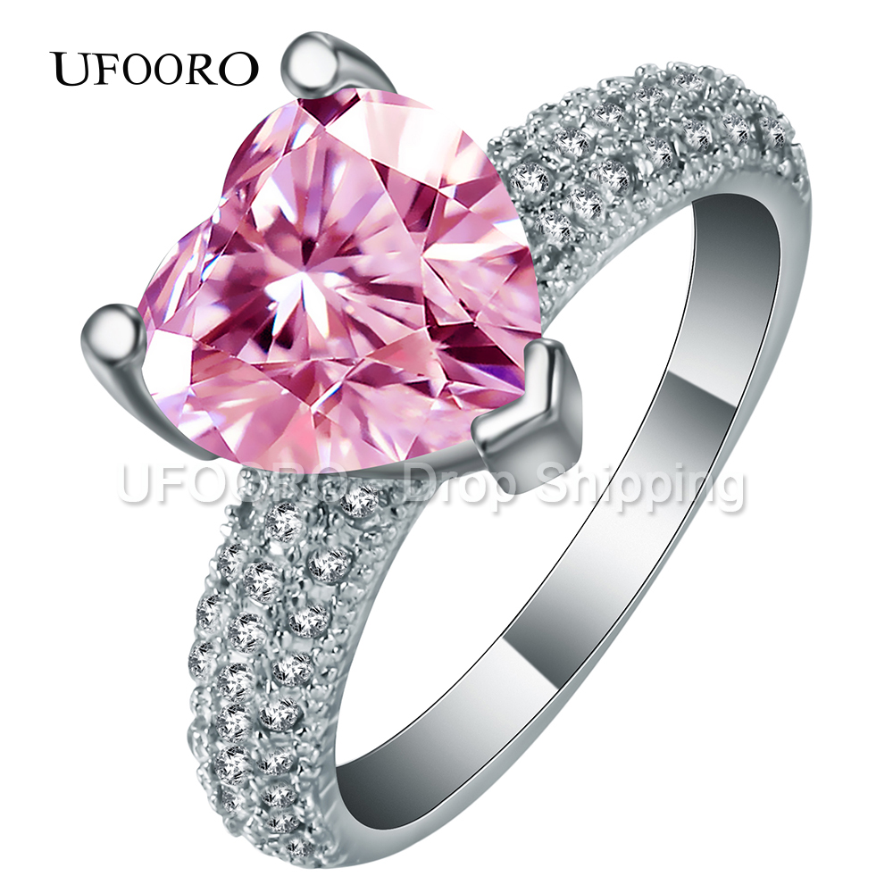 Buy heart tourmaline ring and get free shipping on AliExpress.com