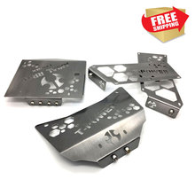 AXIAL RR10 90048 90053 BOMBER Metal case Armor Guard plate Armor RC CAR