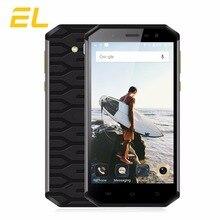E & L S50 Handy Wasserdicht Stoßfest Handy IP68 5,0 Zoll HD Octa-core 3 GB + 32 GB Dual Sim 13MP Touch Smartphone Android 7,0