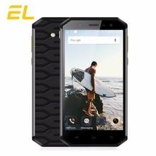 E & L S50 мобильного телефона Водонепроницаемый ударопрочный телефон IP68 5.0 дюймов HD Octa core 3 ГБ + 32 ГБ dual SIM 13MP сенсорный смартфон Android 7.0