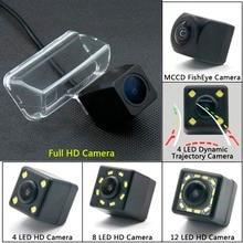 Автомобильный Full HD 1280*720 1000TV резервная камера заднего вида для peugeot 206 207 307 407 седан Toyota Camry Verso 2012 Vios