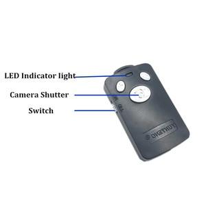 Image 2 - FGHGF fernauslöser Selfie Shutter Bluetooth Fernbedienung Stick Einbeinstativ Taste selbstauslöser Für yunteng 1288 Für IPhone 6 7 8