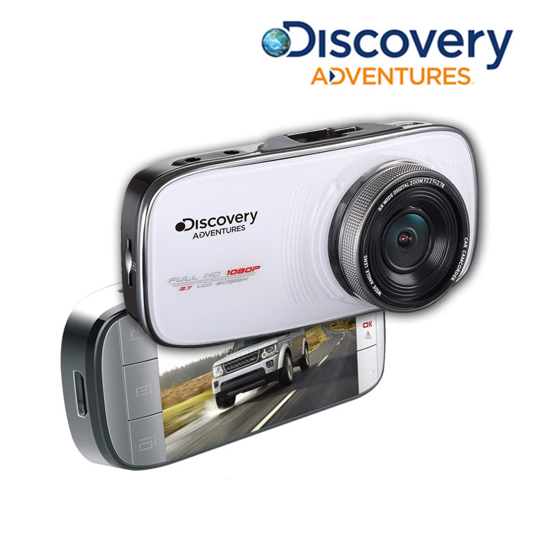 где купить Discovery DC200 Full HD Dash Cam Video Recorder 2.7inch Vehicle Registrator G-Sensor Night Vision Car DVR Camera Free Shipping!! дешево