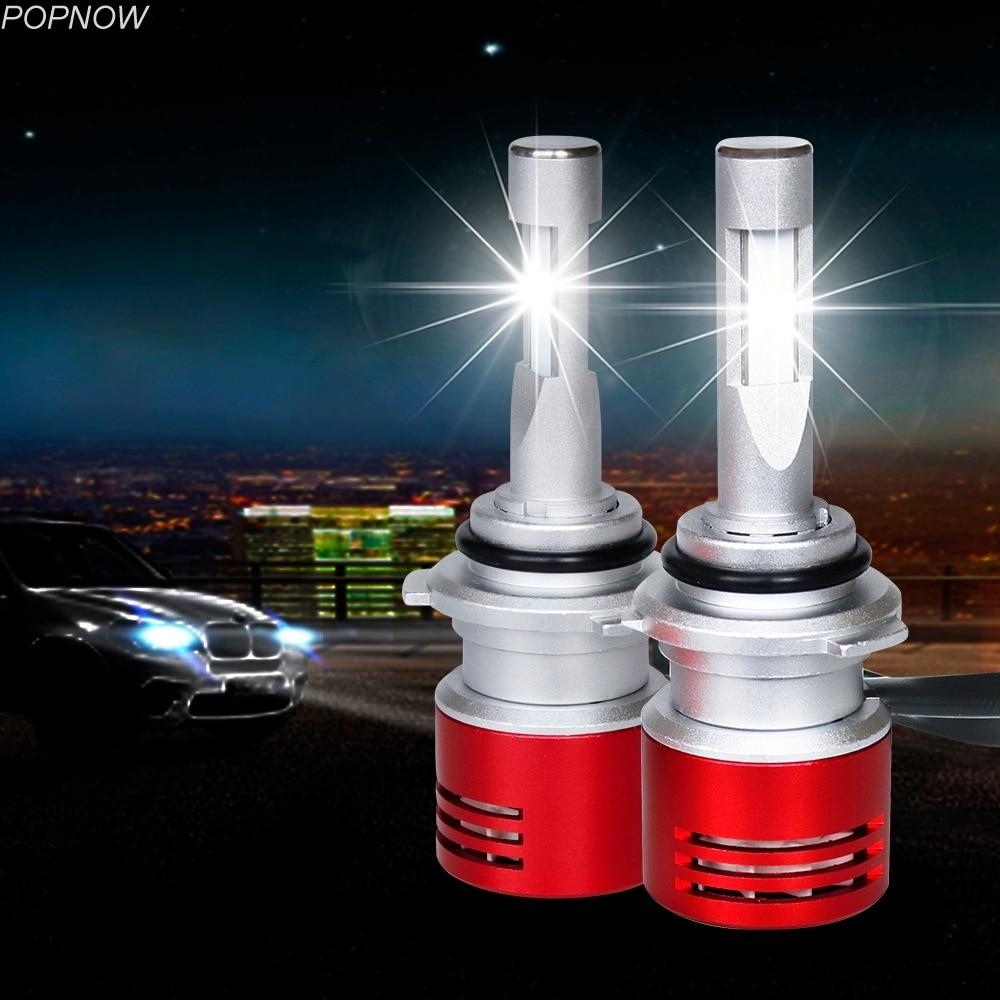 12V 24V H27 880 9005 HB3 D2S H1 H3 H4 H7 H11 H13 H15 9004 9006 9007 Auto Car Led Headlight Kit 6500K 8400lm Bulb lights 2pcs 880 881 h27 h4 h7 h13 h11 h1 9005 hb3 9006 hb4 h3 9004 9007 9012 cob led headlight 72w 8000lm car bulb fog light 6000k 12v