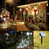 Lightme 21M 200 LEDs Solar Strips Waterproof Fairy String Light Home Outdoor Lighting 8 Modes Garden