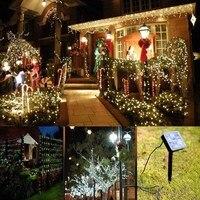 Lightme 21M 200 LEDs Solar Strips Waterproof Fairy String Light Home Outdoor Lighting 8 Modes Garden