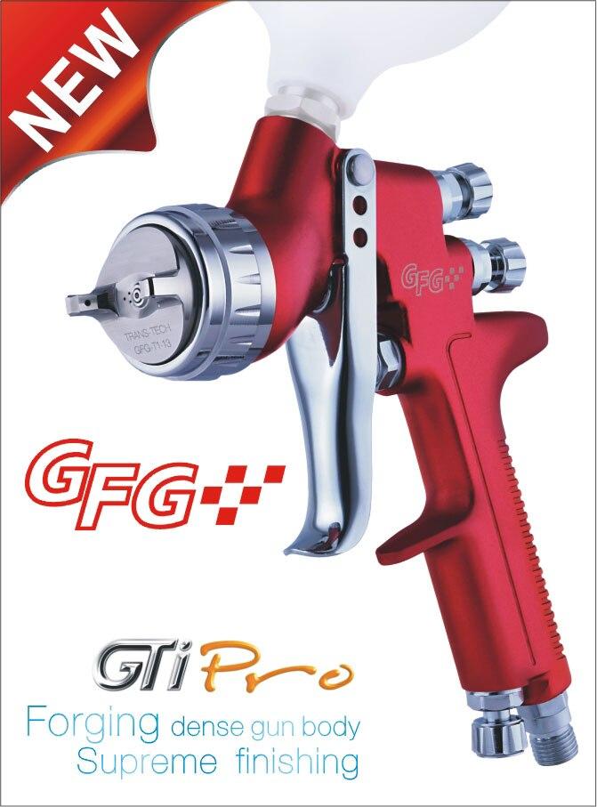 GTI PRO GFG spray gun devilbiss gti pro base купить детали