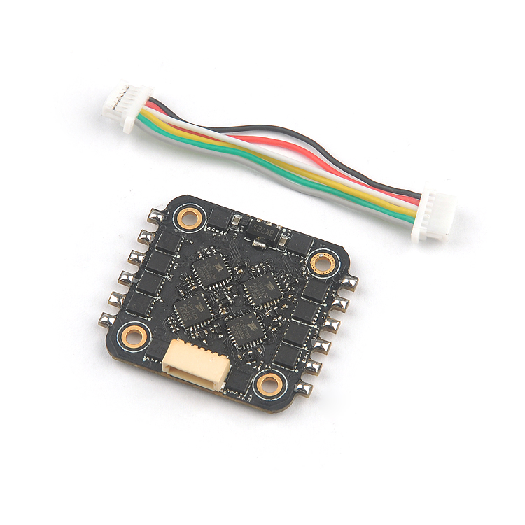 BS412 Blheli_s 2-4S 4in1 ESC 4x15A for FPV Racing Drone DIY Quadcopter Support Dshot/Multishot/Oneshot42/Oneshot125 F20437