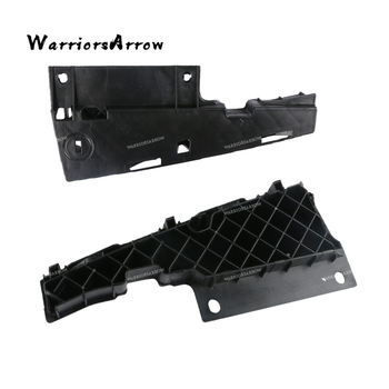 Pair Front Left+Right Bumper Grille-Upper Support Holder For Mercedes-Benz GLK350 2010-2015 2048850436 2048850536