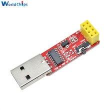 Módulo adaptador USB a ESP8266, ESP-01, ESP-01S, Wi-Fi, con CH340G, USB a TTL, módulo Wifi inalámbrico serie para Arduino
