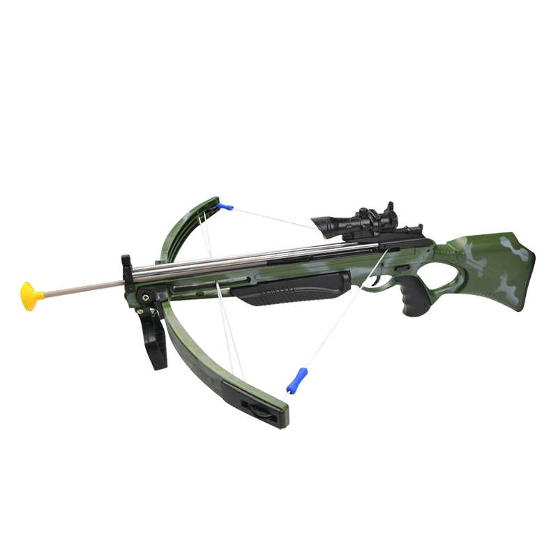 Crossbow Outdoor Child Toy Archery Set Garden Games Kit with 3 Sticky  Sucker Suction Darts Shooting Accessories