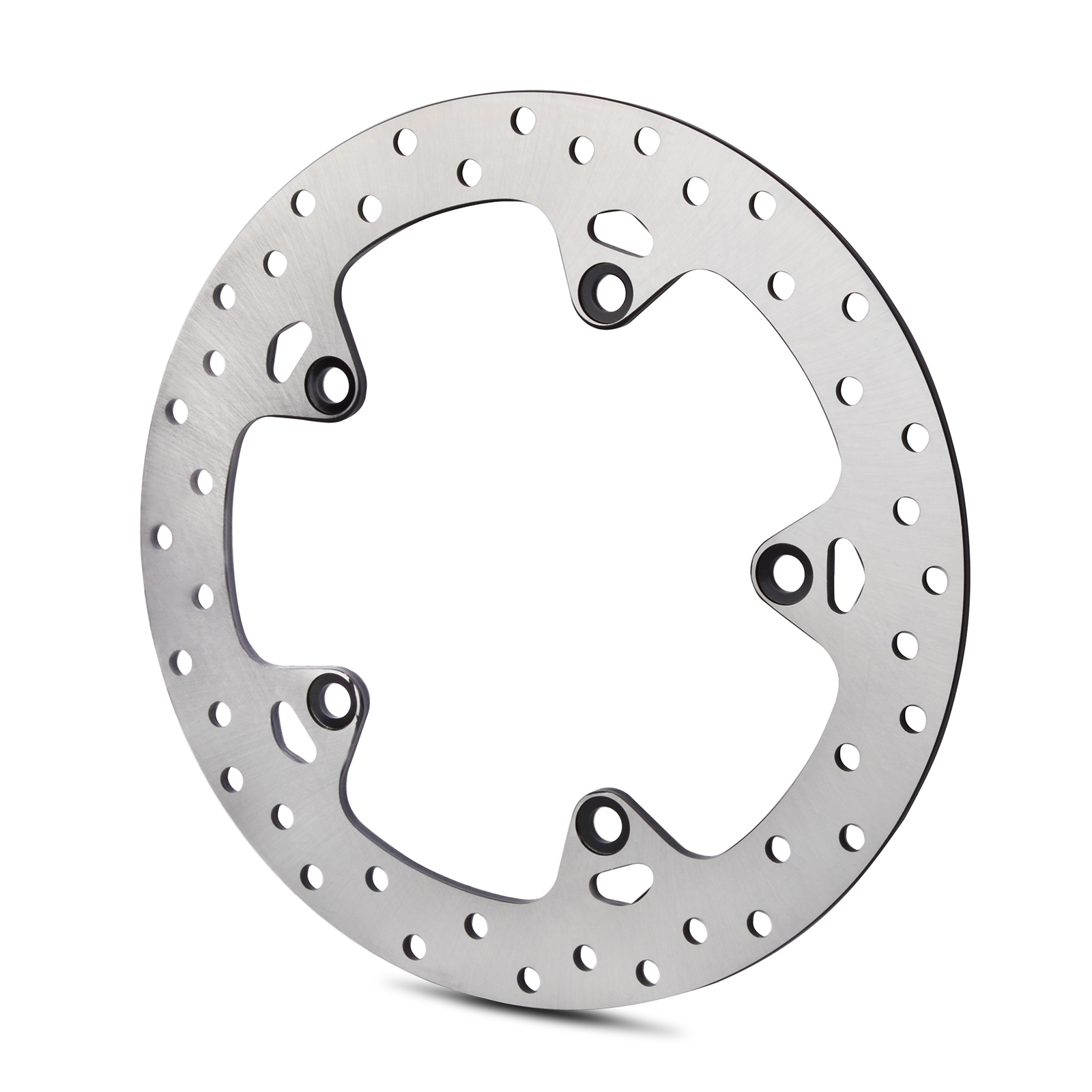 Rear Brake Disc Rotor For BMW R 1200 GS R NINE T R 1200 ST RT <font><b>S</b></font> <font><b>1000</b></font> <font><b>XR</b></font> F 800 ST F 800 GS ADVENTURE ABS image