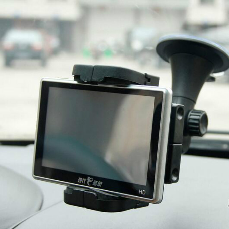 GPS Stand car holder support gps voiture gps holder Support 5-7 inch mobile phones and tablets navigation with