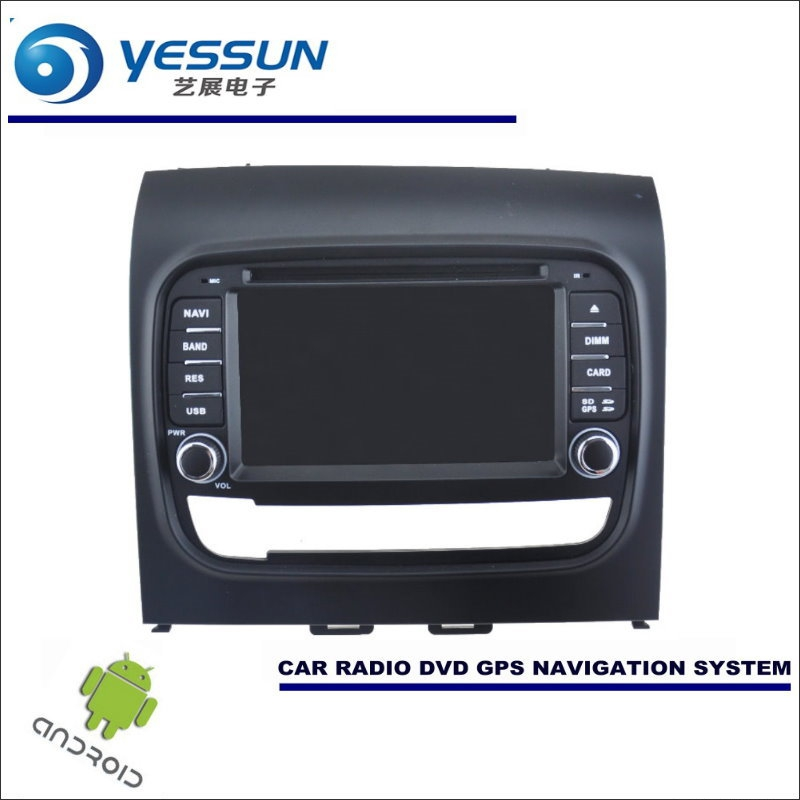 YESSUN Car Android Navigation System For FIAT PALIO 2004~2014 - Radio Stereo CD DVD Player GPS Navi BT HD Screen Multimedia yessun car android navigation system for hyundai i20 click 2008 2014 radio stereo cd dvd player gps navi screen multimedia