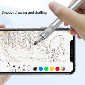 Image 5 - Baseus Capacitive Stylus Touch Pen For Apple iPhone Samsung iPad Pro PC Tablet Touch Screen Pen Mobile Phones Stylus Drawing Pen