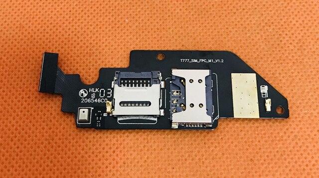 Ban đầu Đọc SIM Card Giá Đỡ Kết Nối cho DOOGEE S60 LITE Miễn Phí vận chuyển