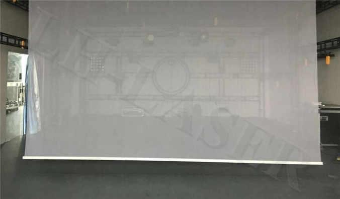 Профессиональный Сценический пучков лазерного Шторы портативный этап Шторы s/домашние лазерный луч света Шторы s