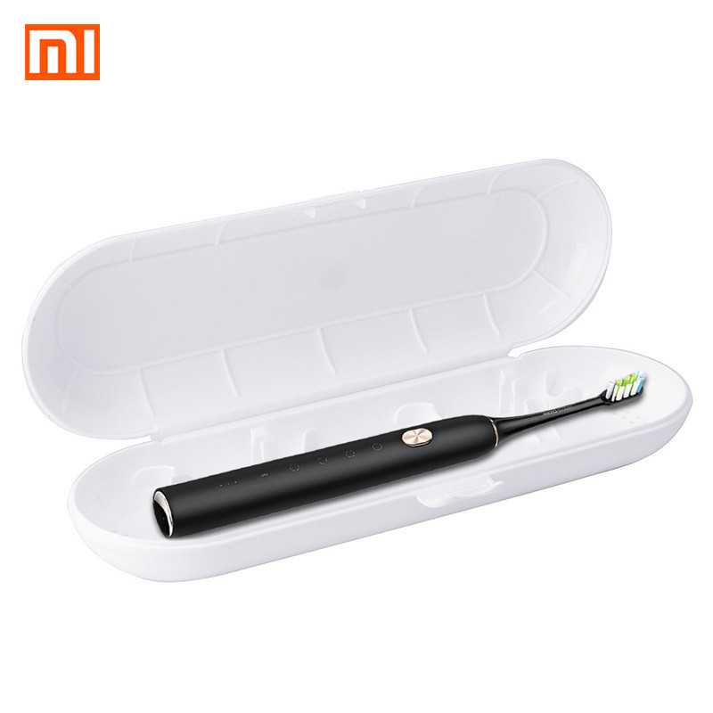 Xiaomi Mijia Environment Friendly PVC Toothbrush Holder Case Travel Electric Toothbrush Storage Box WHITE For SOOCARE SOOCAS X3-in Smart Remote Control from Consumer Electronics