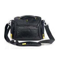 Водонепроницаемый Камера сумка для Nikon D5500 D5100 D5200 D5300 D3200 D3100 D3300 D90 D7000 D7100 D7200 D610 сумка