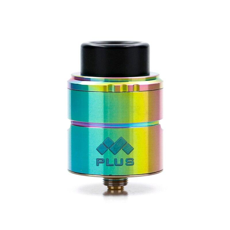 NOUVELLE cigarette électronique atomiseur Vapefly Maille Plus RDA sous limitées conception vape réservoir 25mm vs maille pro RDA fit squonk BF mod