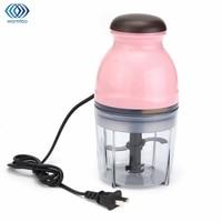 Mini Food Processor Baby Food Mixing Machine Multifunctional Electric Meat Grinder Fruit Vegetable Milk Shake Household