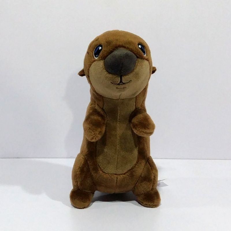 Original Finding Dory Baby Otter Soft Cute Kawaii Stuff Plush Toy Baby Birthday Gift 27cm