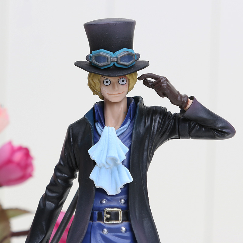 7-18cm-Anime-One-Piece-15th-anniversary-Sabo-PVC-Action-Figure-Collectible-Model-Toy-One-Piece (4)