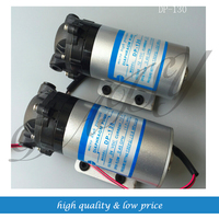 free shipping 12/24VDC Mini Diaphragm Pump Boost Househould Water and Seawater Desalt