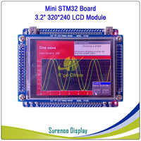 "STM32 STM32F103VCT6 HY-MINI HY-MiniSTM32V Development Board with 3.2"" TFT Touch Panel LCD Module Display Screen"