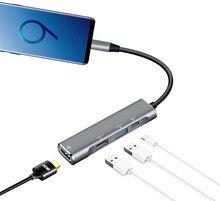 USB C כדי HDMI מתאם Hub עבור Samsung דקס תחנת MHL Galaxy S8 S9 S10/בתוספת Note10/9 tab S4 S5e S6 סוג C/Thunderbolt 3 Dock