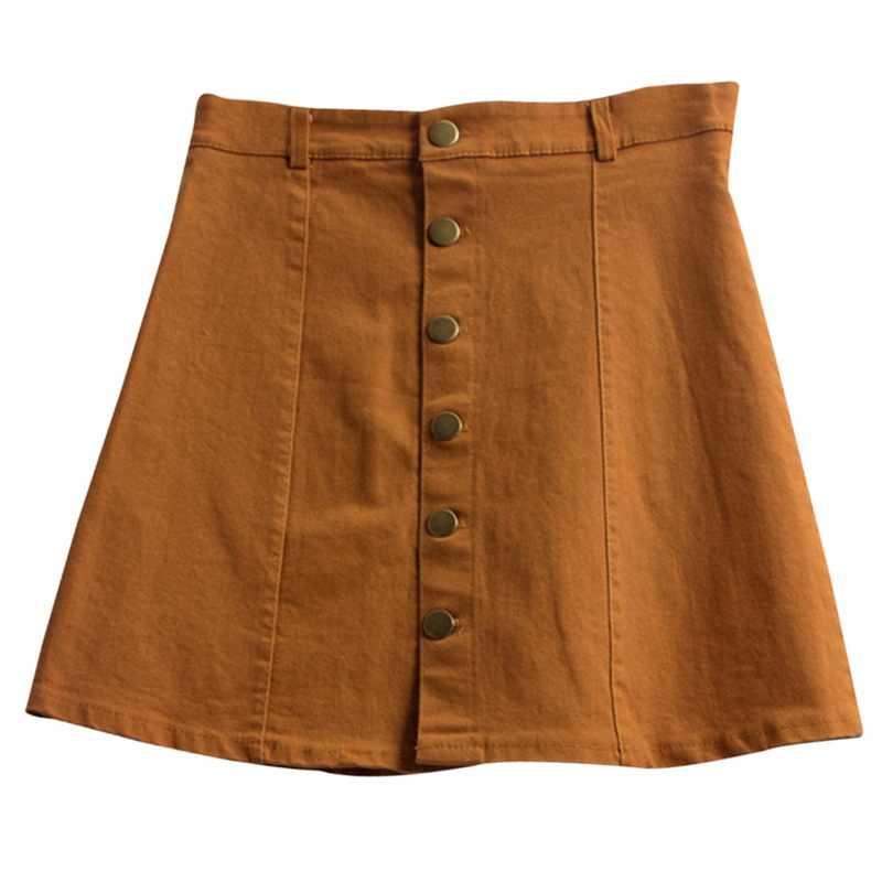 0b92e1bbb4474 ... NIBESSER High Waist Jeans Skirts women Casual Sexy Pencil Mini Skirt  Denim Skirts Women Summer Fashion ...