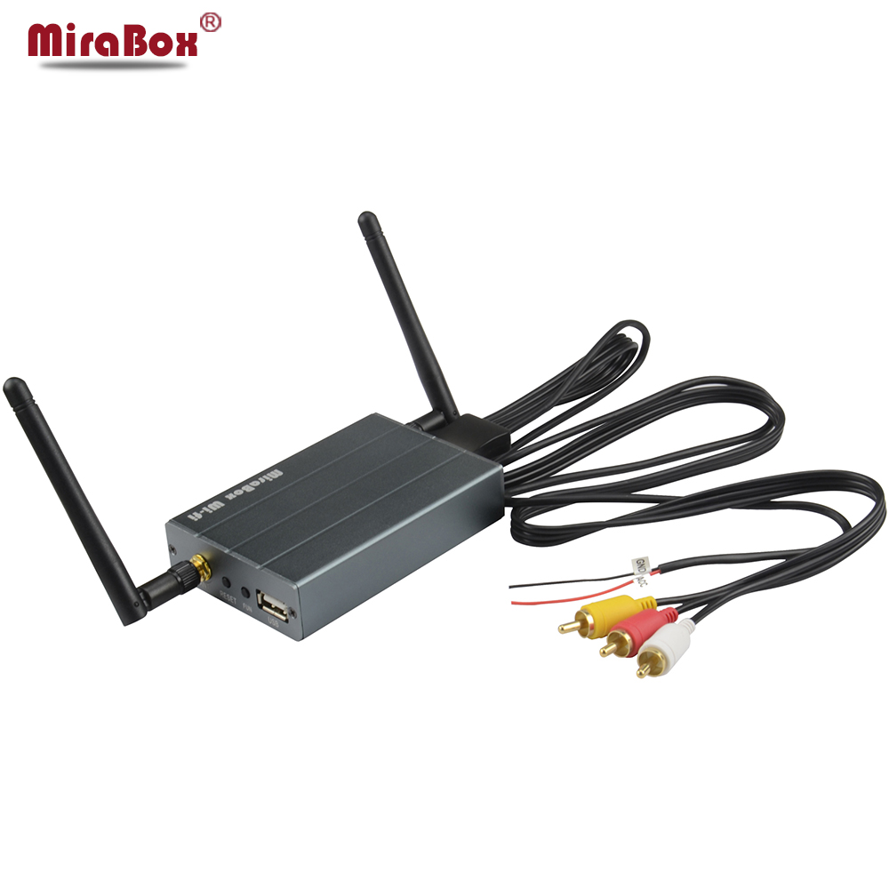 Mirabox Car Wifi Mirror Link Box For iOS10/iOS9/Android Car Mirrorlink Box Support Youtube Car Wifi Mirrorlink Box For Airplay car wifi mirror box for ios for android mobile phone gps navigation lcd monitors a v mirror converter airplay miracast dlna