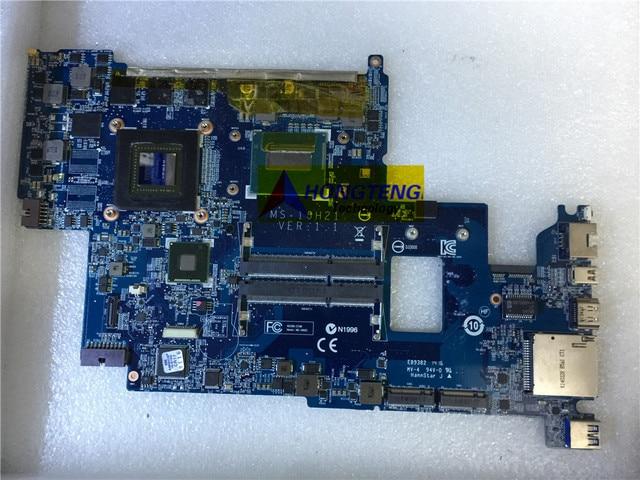 MS 16H21 genuino para MSI GS60 2PL 6QE 2QE 6QC MS 16H2 placa base del ordenador portátil con I5 4210HQ CPU y GTX860M prueba OK