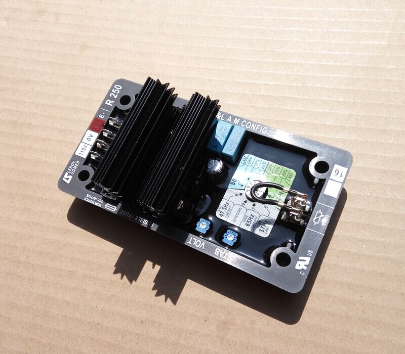цена на Leroy Somer Generator AVR R250