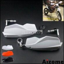 """Motosiklet 1 1/8 """"Handguards KTM 1050 1190 1290 390 Duke Adv MX SX EXC Husqvarna TE300 TE250 FE350 7/8 """"Handguard"""