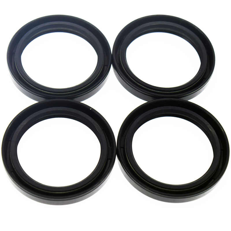 2 pair Motorcycle Front Fork Damper oil seal For YAMAHA DT125 RD350 XS400  Shock absorber Motorbike