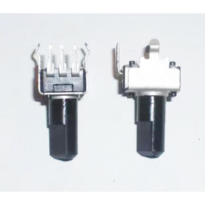 20 шт., регулируемый вертикальный потенциометр RV09/регулируемый резистор 10K 50K B103 B503 B10K полуоси/полувала потенциометра