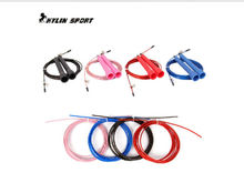 2015 new fitness equipment speed original cable wire skipping skip adjustable jump rope crossfit for wholesale kylin sport