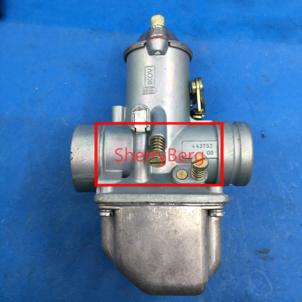 Carburateur carb adapté pour JAWA 350 CZ CARB 28mm JIKOV Vergaser 28mm Jawa 350 12 V jawa 250